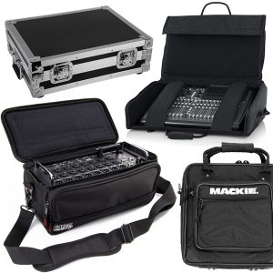 Mixer Cases and Bags