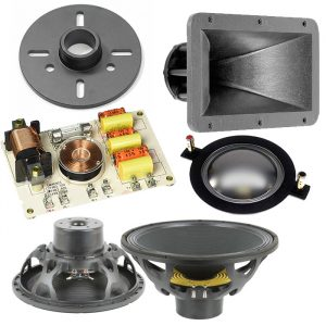 Speaker Components