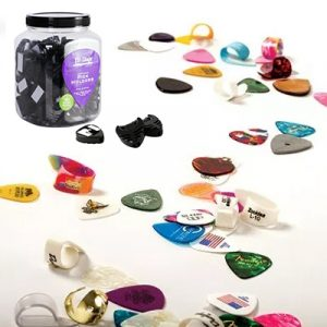 Guitar Picks & Holders