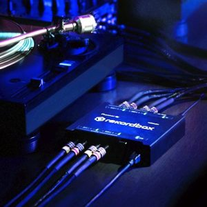DJ Audio Interface
