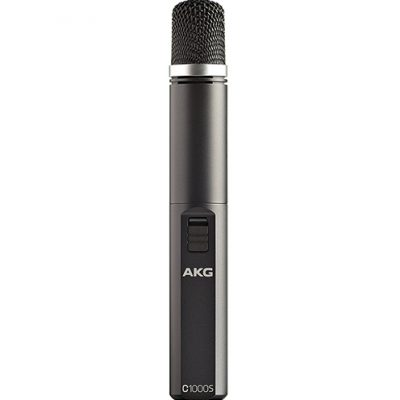AKG C1000 S High-performance small diaphragm condenser