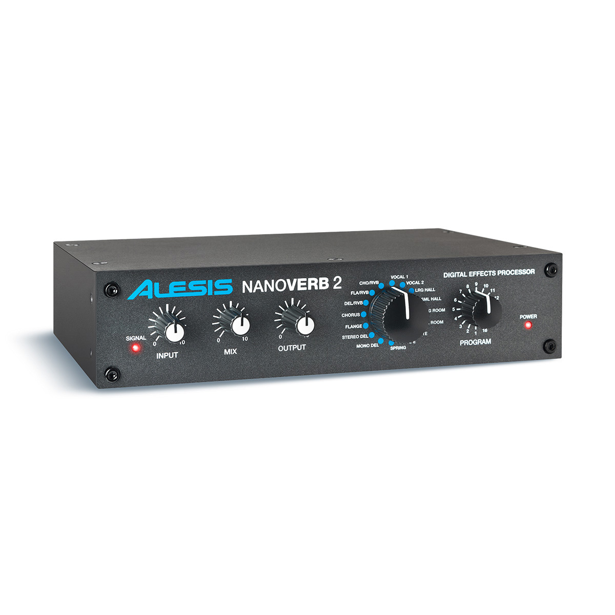 Alesis NanoVerb 2, Digital Effects Processor