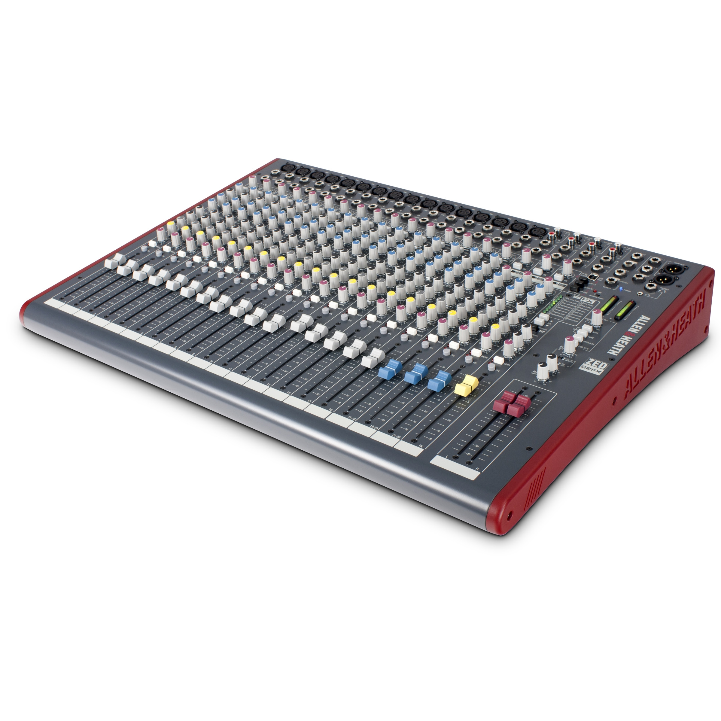 Allen & Heath ZED-22FX  22-Channel Mixer with USB Interface and Onboard EFX
