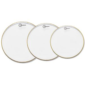 Aquarian Force Ten Clear Batter Drumhead