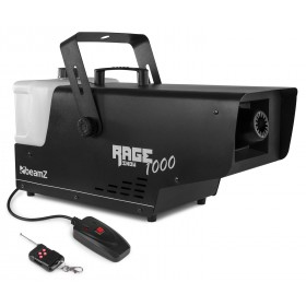 BeamZ RAGE 1000 SNOW MACHINE WITH WIRELESS CONTROLLER