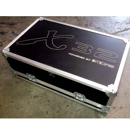 Behringer X32 Compact Flight Case
