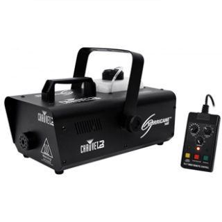 Chauvet Hurricane 1400 Fog Machine with Timer Remote