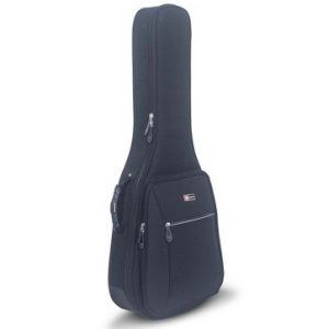 Crossrock CRSG006CHBLK Padded Classical Guitar Bag