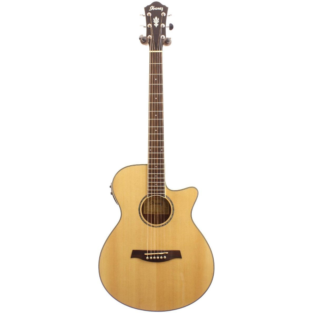 Ibanez AEG10II-NT AEG Series Acoustic Electric Guitar