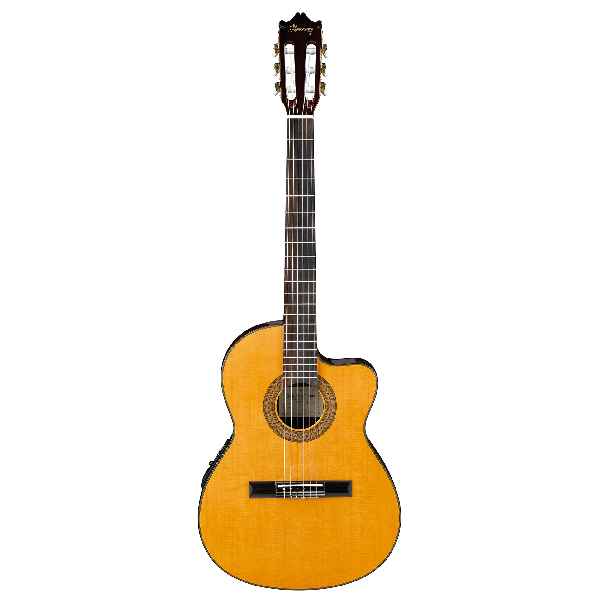 Ibanez GA5TCE-AM Classical Series Nylon Acoustic Electric Guitar
