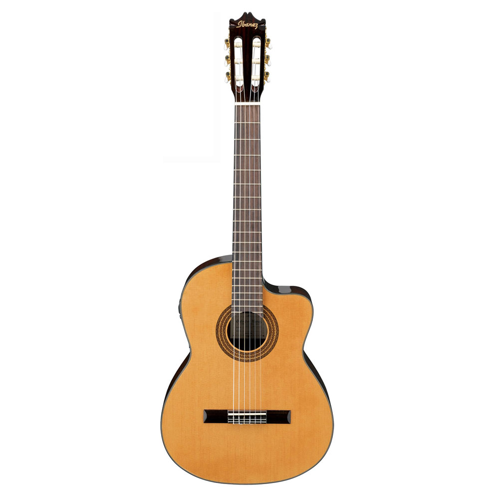 Ibanez GA6CE-AM Classical Series Nylon Acoustic Electric Guitar