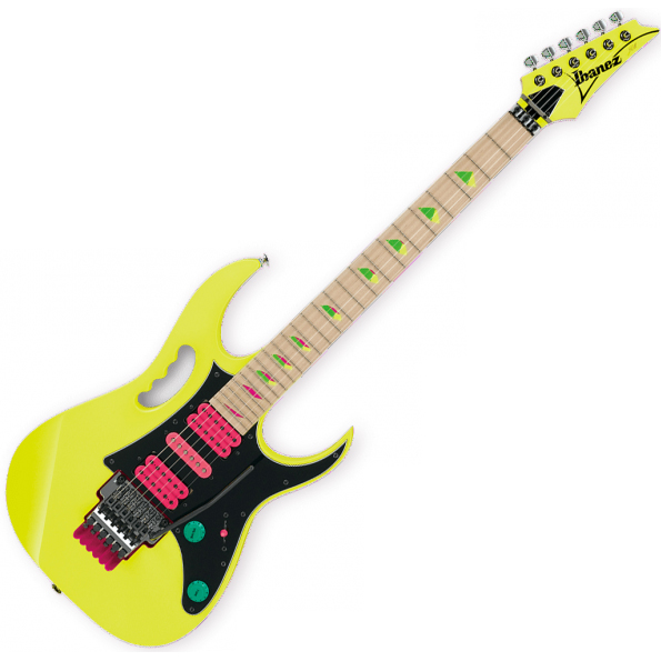 Ibanez JEM777-DY JEM Series Steve Vai Signature Electric Guitar - Limited on