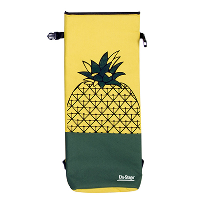 On-Stage GBU4204 PA Concert Ukulele Bag (Pineapple Print)