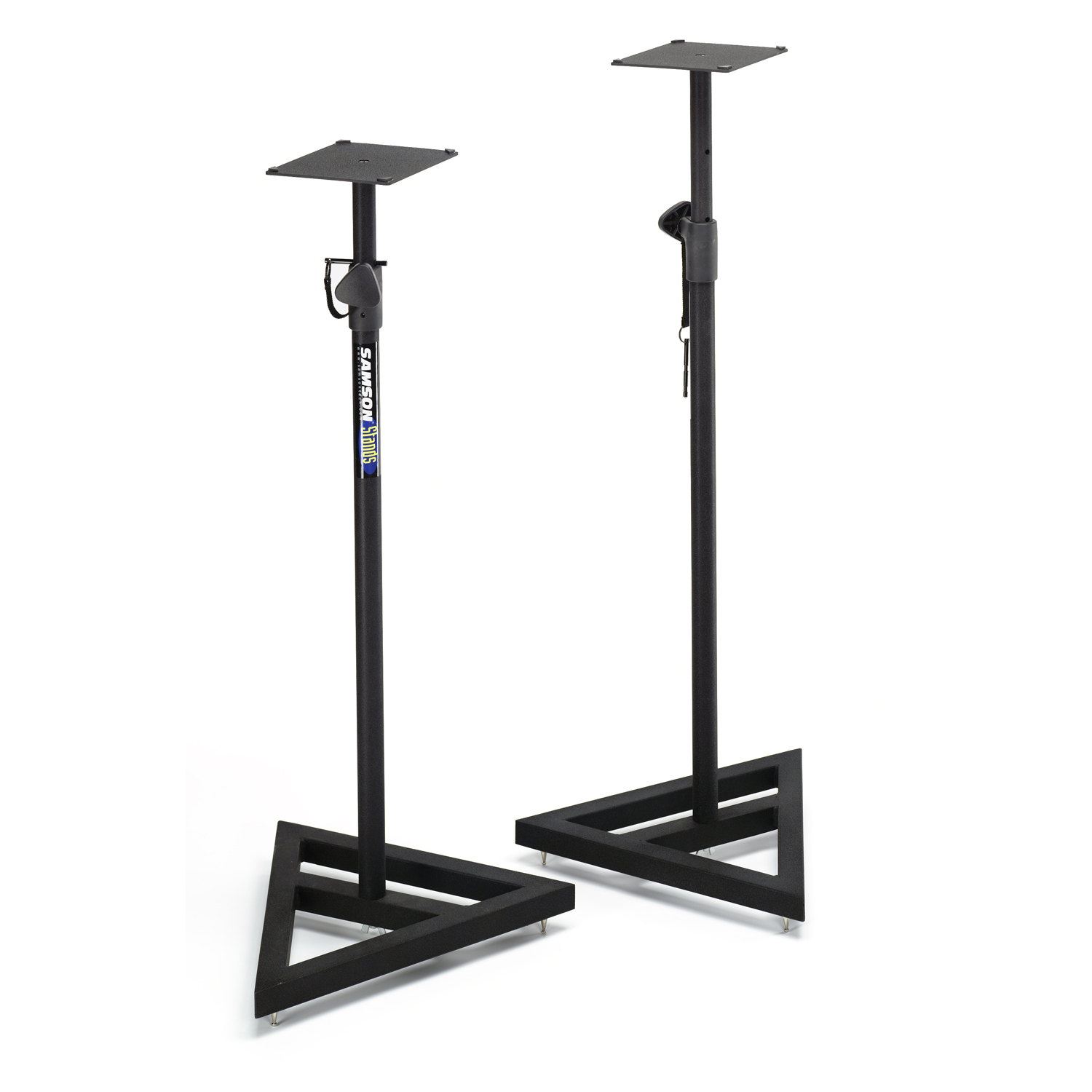 Samson MS200 Heavy Duty Monitor Stands (pair)