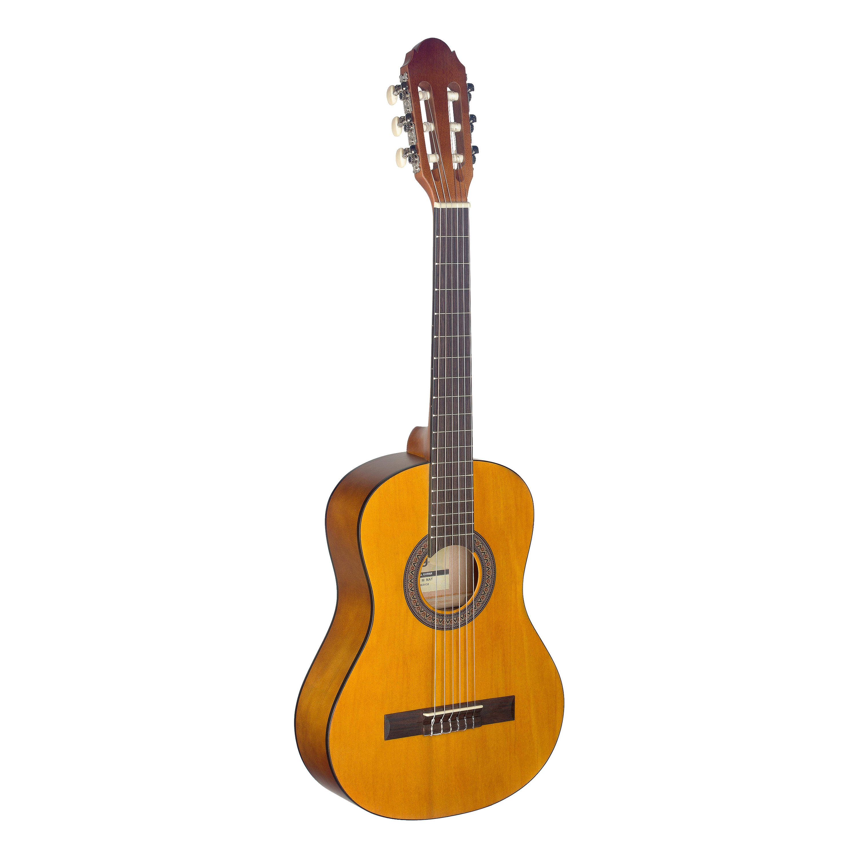 Stagg C410 M NAT 1/2 natural-coloured classical guitar with Bag