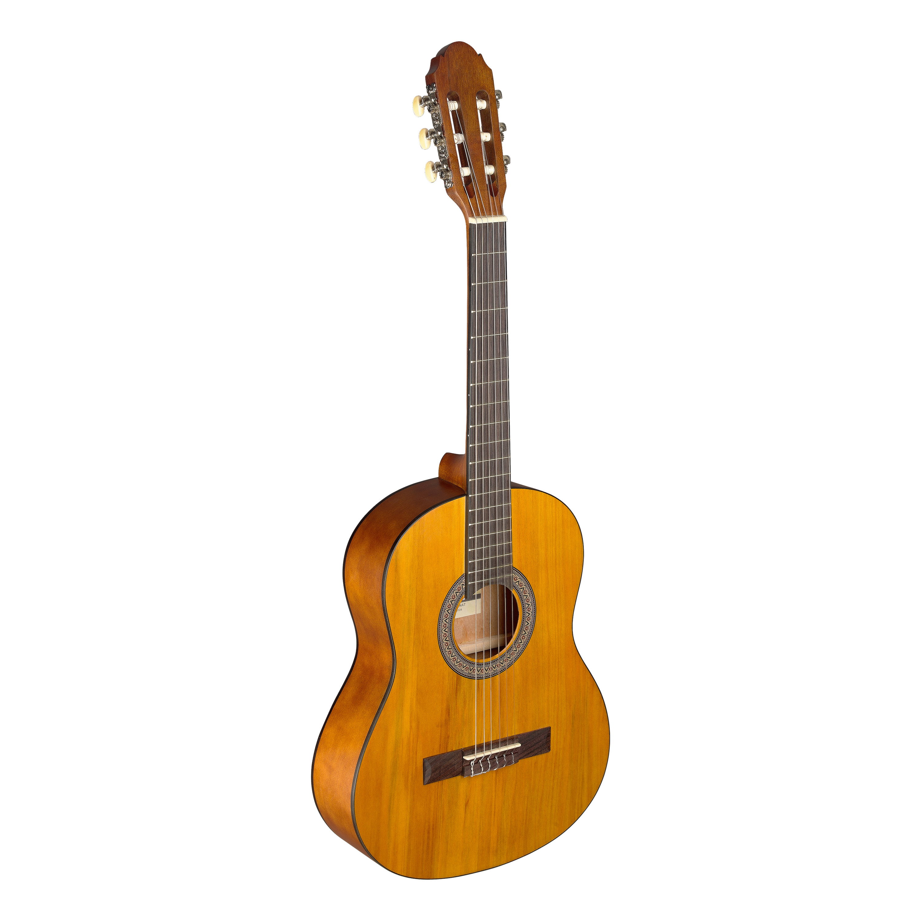 Stagg C430 M NAT 3/4 natural-coloured classical guitar with linden top