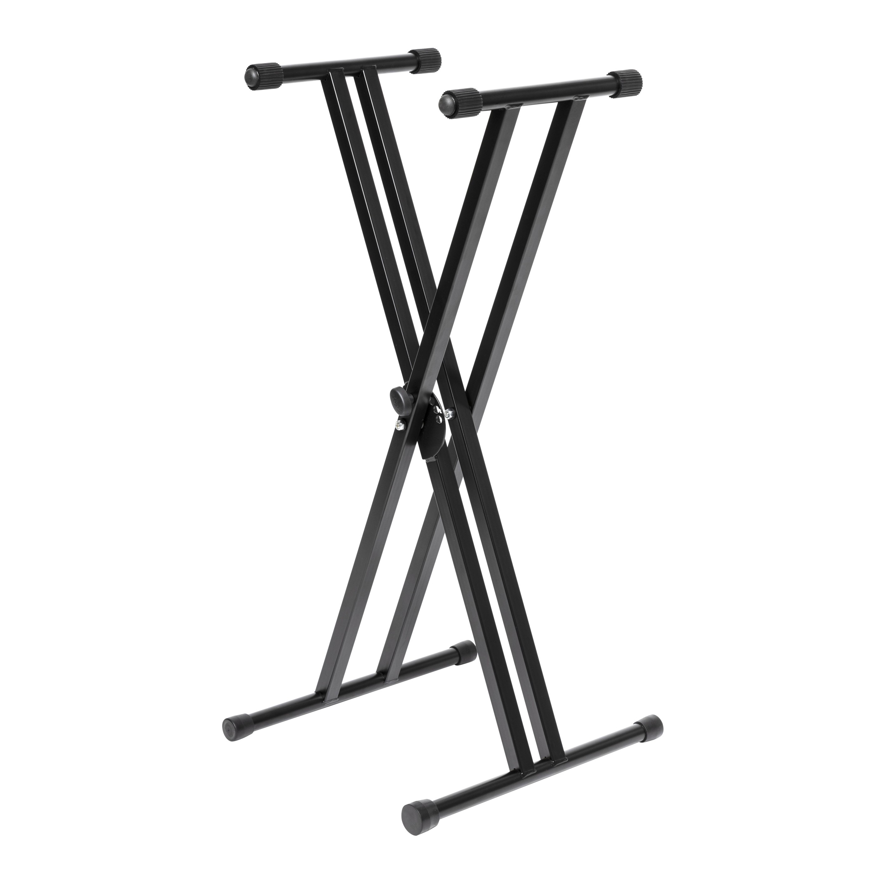 Stagg KXS A6 Double-braced X-style keyboard stand, foldable