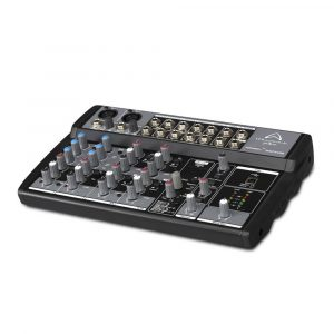 Wharfedale Connect 1002FX/USB 10-Channel Mixer